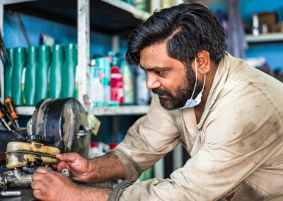 Revisions & Updating of Vocational Education and Training (VET) Plan for Automobile Sector